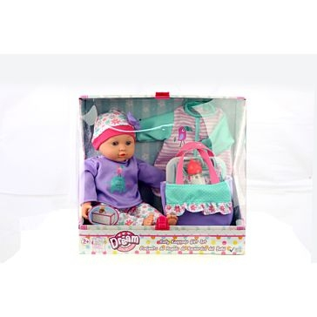 "Gi-Go Toys 14"" Travel Carry Case"