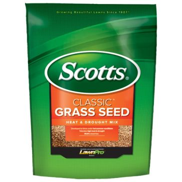 Scotts Classic Heat & Drought Grass Seed 3lb