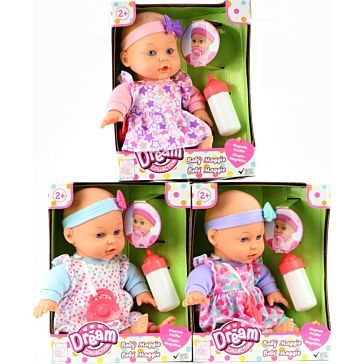"Gi-Go Toys 12"" Baby Maggie Assorted"