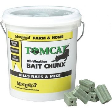Tomcat Bait Chunx Rodent Killer Blocks 32444