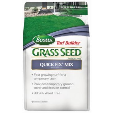 Scotts Turf Builder Quick Fix Mix 3lb