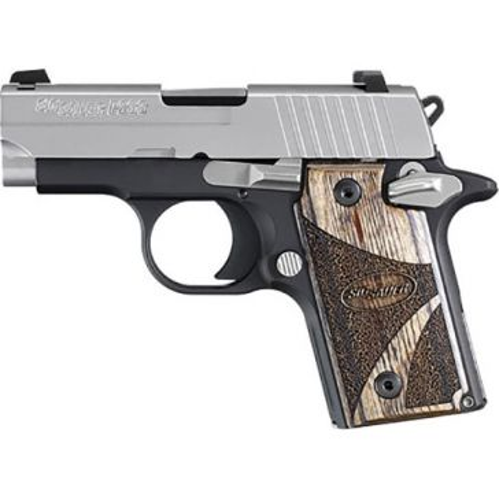 "Sig Sauer P238 .380ACP 2.7"" Blackwood Handgun"