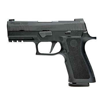 "Sig Sauer P320 X-Carry 9mm Semi-Auto Pistol 3.9"" Barrel"