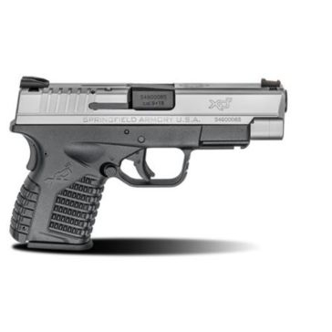 "Springfield Armory XD-S 9mm 4"" Bi-Tone Single Stack Handgun"