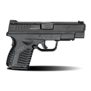 "Springfield Armory XD-S 9mm 4"" Black Single Stack Handgun"
