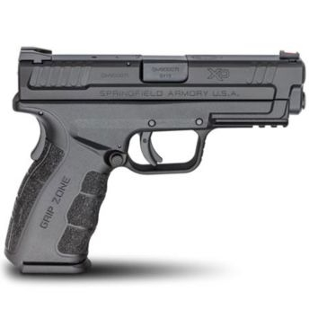 "Springfield Armory XD MOD.2 9mm 4"" Black Service Handgun"