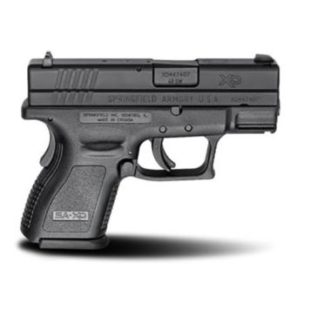 "Springfield Armory XD .40SW 3"" Sub-Compact Handgun"