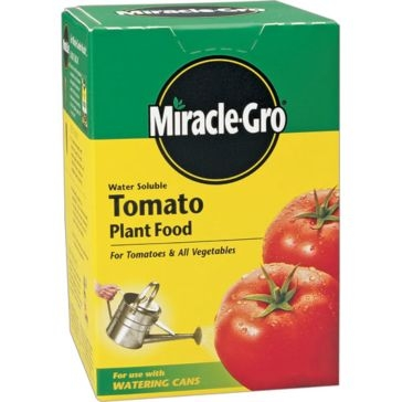 Miracle-Gro Water Soluble Tomato Plant Food 1.5lb