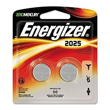 Energizer 2025 Lithium Button Battery