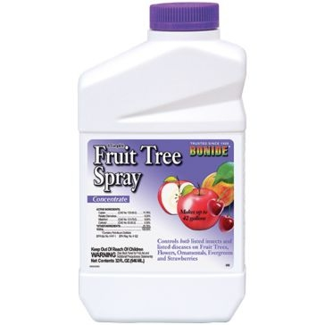 Bonide Fruit Tree Spray Concentrate 32oz