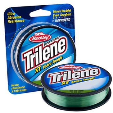 Berkley Trilene XT 6lb Lo-Vis Green Fishing Line 330 Yard Spool