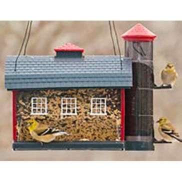 Audubon Red Barn Combo Feeder 6290