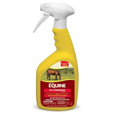 Manna Pro Equine Fly & Mosquito Spray 32oz