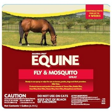 Manna Pro Equine Fly & Mosquito Spray 1gal