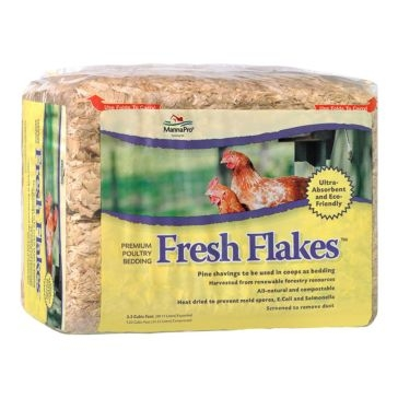 MannaPro Fresh Flakes Poultry Bedding 3.5cf