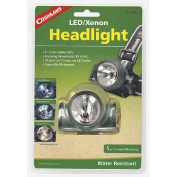 Coghlans LED Xenon Headlight 0210