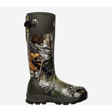 Alphaburly Pro 18in Realtree Xtra 1600g Rubber Boots