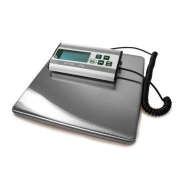 LEM Stainless Steel Digital Kitchen Scale 330lb 1167