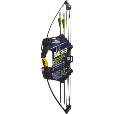Barnett Lil' Banshee Jr.Youth Archery Compound Bow Set 1072