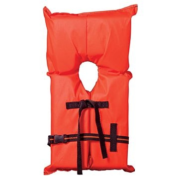 Onyx Less Than 50lbs Type II Youth Life Jacket