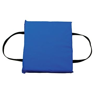 Onyx Blue Type IV Foam Boat Cushion