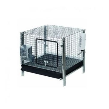 "Pet Lodge Rabbit Hutch Kit 24"" x 24"" x 16"" RHCK1"