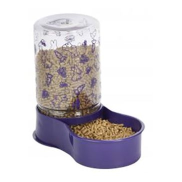 Pet Lodge Reversible Pet Feeder and Waterer