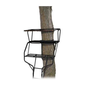 Big Game The Guardian XLT 18ft 2 Person Ladder Stand