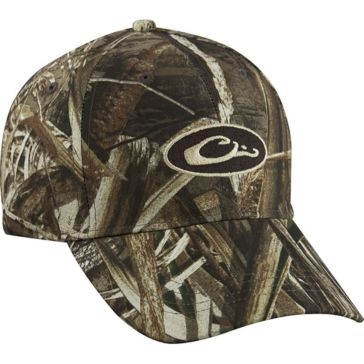 Drake Waterproof Camo Hat DW1710