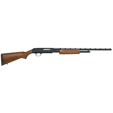 "Mossberg 500 Field .410 Shotgun 24"" Full Fixed Choke Shotgun"
