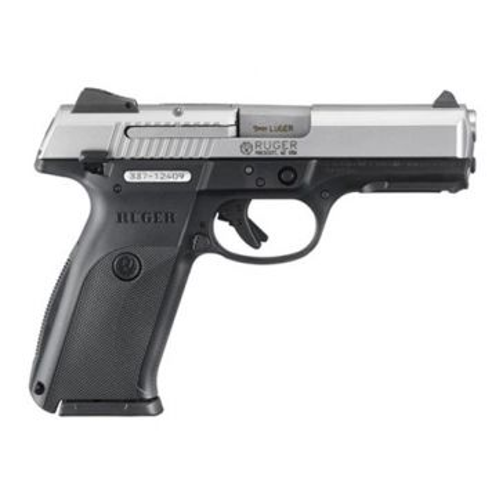 """Ruger SR9 9mm 4.14"""" Luger Centerfire Handgun"""