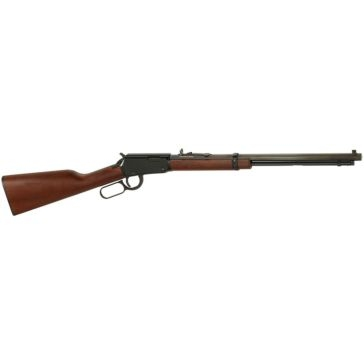 "Henry Frontier Model .17HMR 20"" Lever Action Octagon Rifle"
