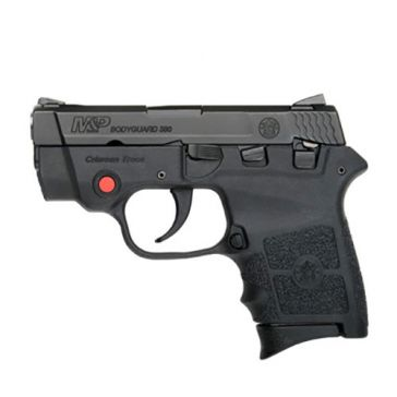 "Smith & Wesson M&P BODYGUARD .380 Auto 2.75"" Crimson Trace Sub Compact Handgun"