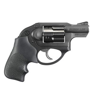 "Ruger LCR 9mm 1.87"" Luger Double-Action Handgun"