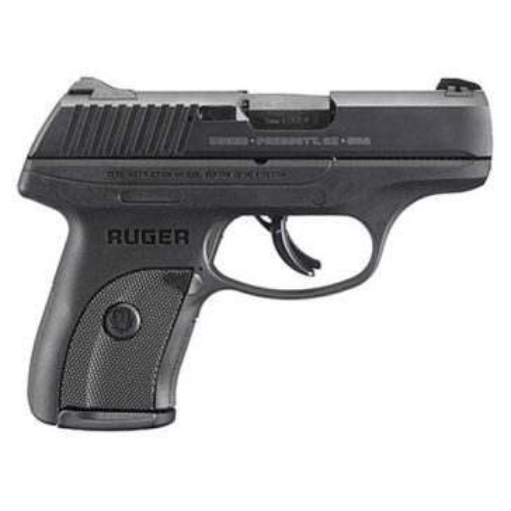 """Ruger LC9s 9mm 3.12"""" Luger Centerfire Handgun"""