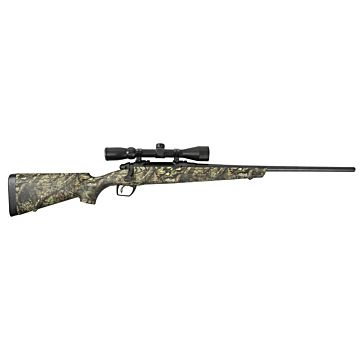 Remington 783 Mossy Oak Camo Scoped Bolt Action Rifle Package .270Win