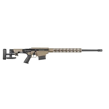 Ruger Precision Rifle FDE 6.5Creedmoor