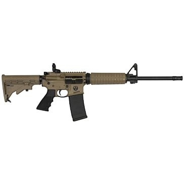 Ruger AR-556 Standard Flat Dark Earth Semi-Auto Rifle