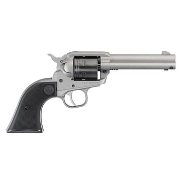Ruger Wrangler Single-Action .22LR Revolver Silver