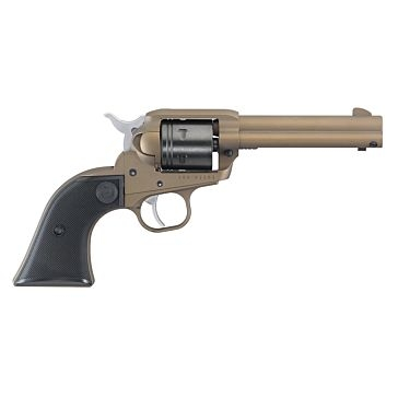 Ruger Wrangler Single-Action .22LR Revolver Bronze Cerakote