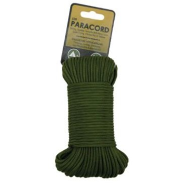"Koch Industries 5/32"" Olive 550 Paracord 100ft"