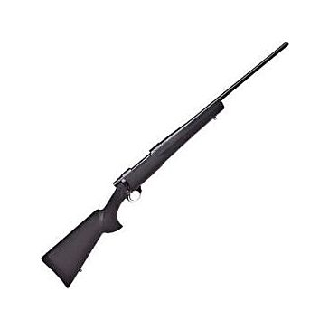Howa 6.5 Creedmoor Bolt Action Rifle with Black Hogue Overmolded Stock
