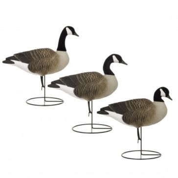 Tanglefree Pro Series Canada Goose Full Body Upright Decoy -  6 pk