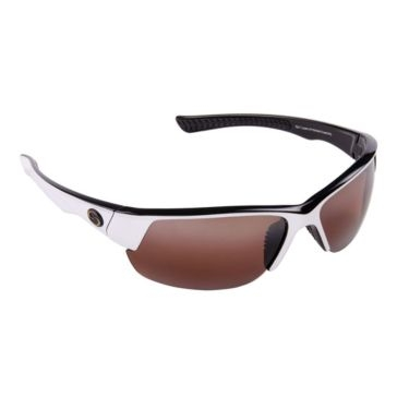 Strike King S11 Optics Gulf White/Black Sunglasses