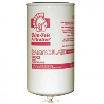 Cim-Tek Spin-On Fuel Pump Filter 7002 200E-10