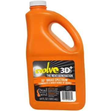 Dead Down Wind Evolve 3D+ Field Spray Refill 64oz Jug