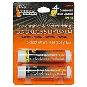 Dead Down Wind SPF 30 Odorless Lip Balm 2-Pack