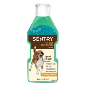 Sentry Hot Spot Skin Remedy For Dogs 4oz