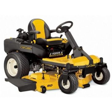 Cub Cadet ZF S60 KH Zero Turn Mower
