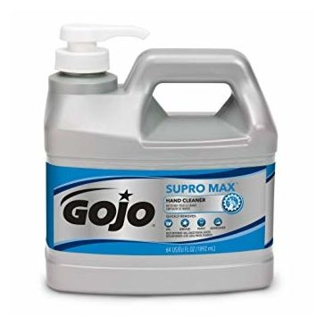 GOJO® SUPRO MAX™ Hand Cleaner 1/2 Gallon Pump Jug 0972-04